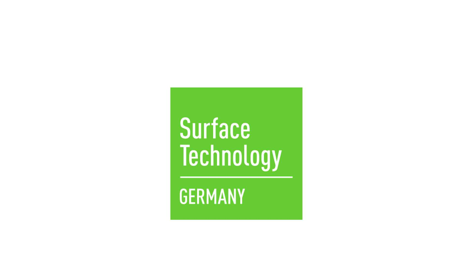 Surface Technology Germany 2020
