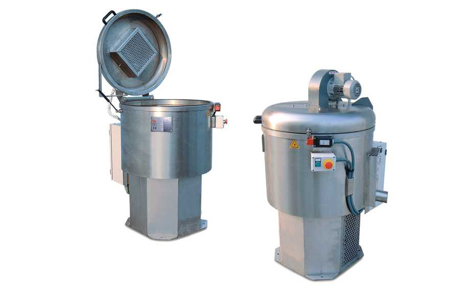 Drying Centrifuges