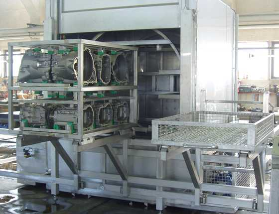 Chamber Washing Machines