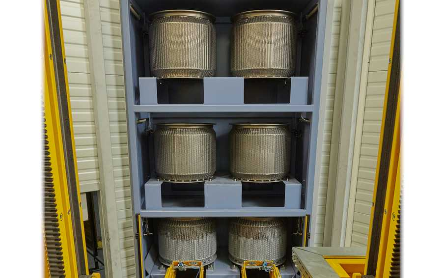 Basket Cleaning Systems