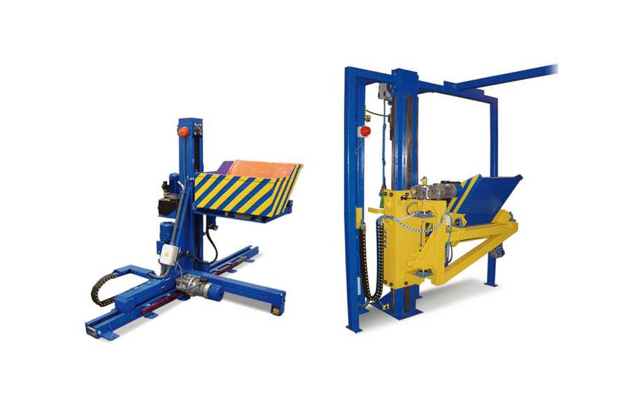 Lifting-Tilting Devices